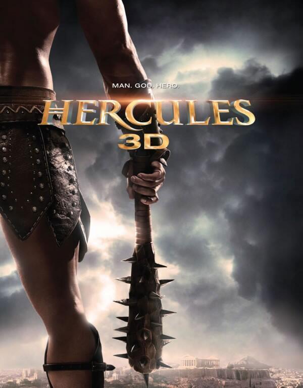 hercules3dposzter