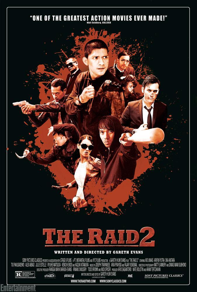 raid2poszter