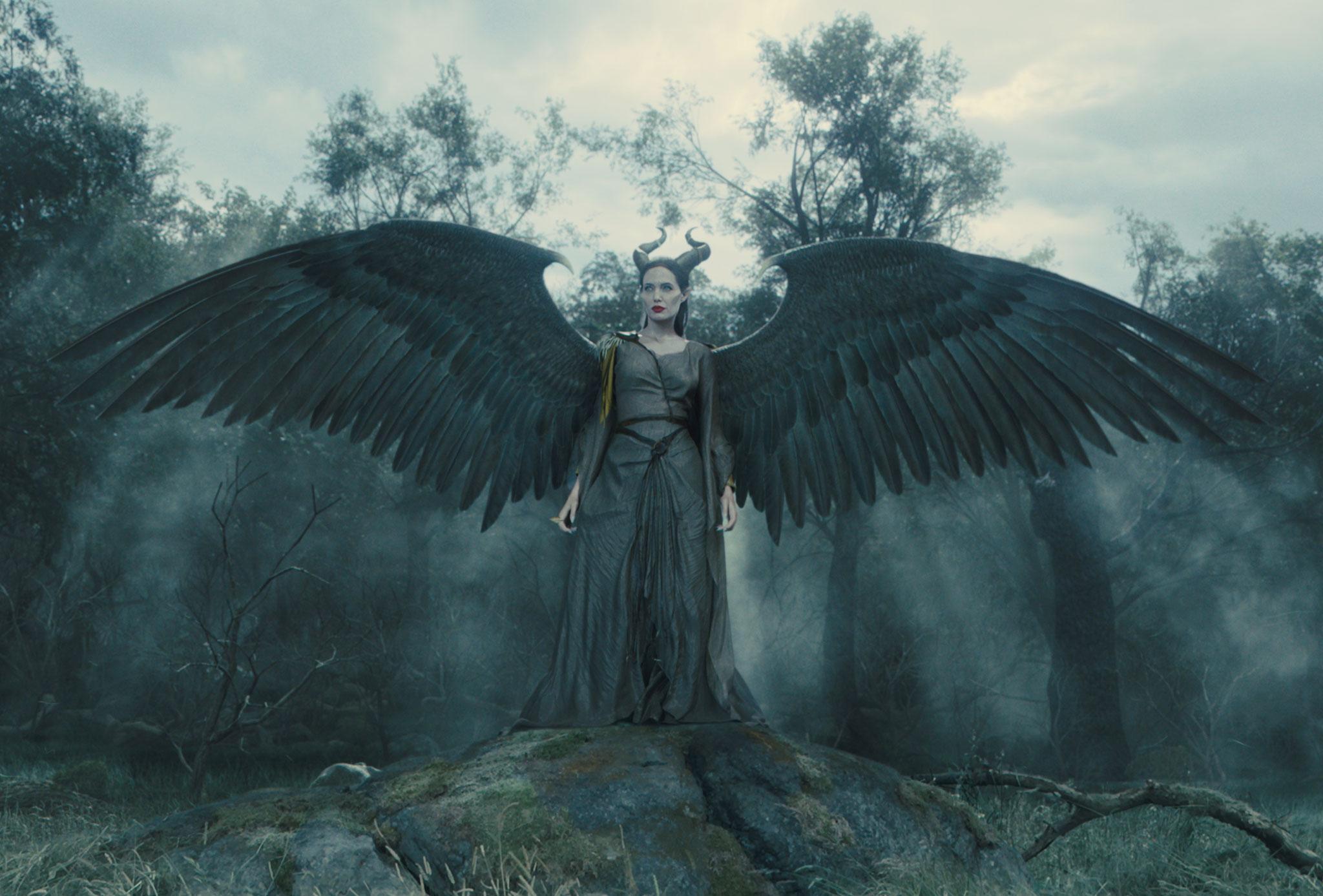 Demóna (Maleficent) - FilmDROID