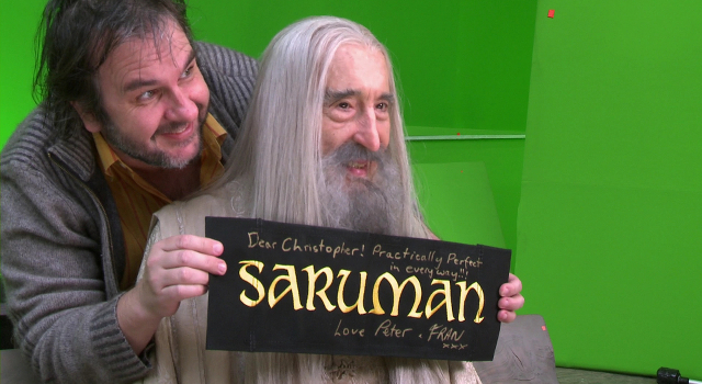 Peter-Jackson-and-Christopher-Lee-The-Hobbit