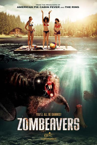 Zombeavers__poster