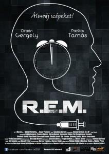REM plakát