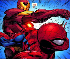 spidermanironman