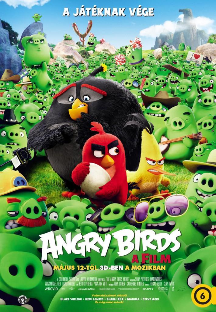 angrybirdsposzter