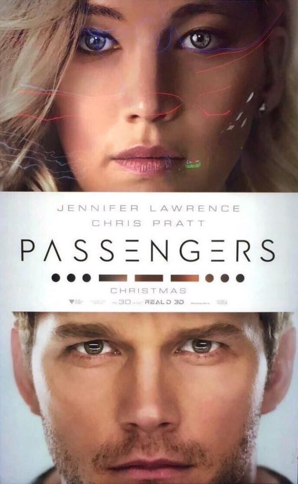passengersposzter
