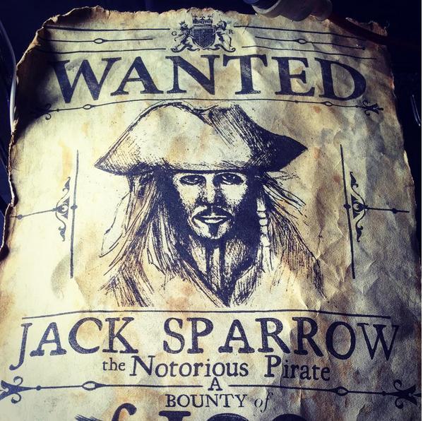 sparrowposzter