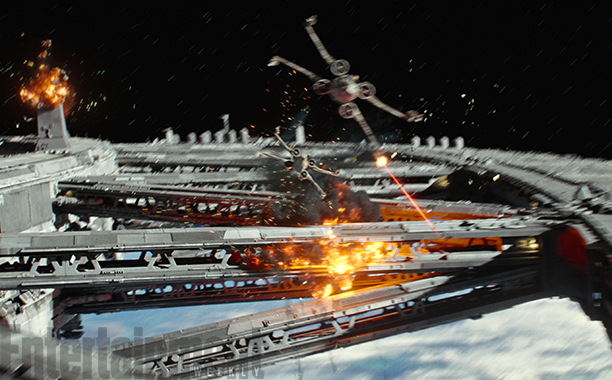 Rogue One: A Star Wars Story (2016)X-Wing