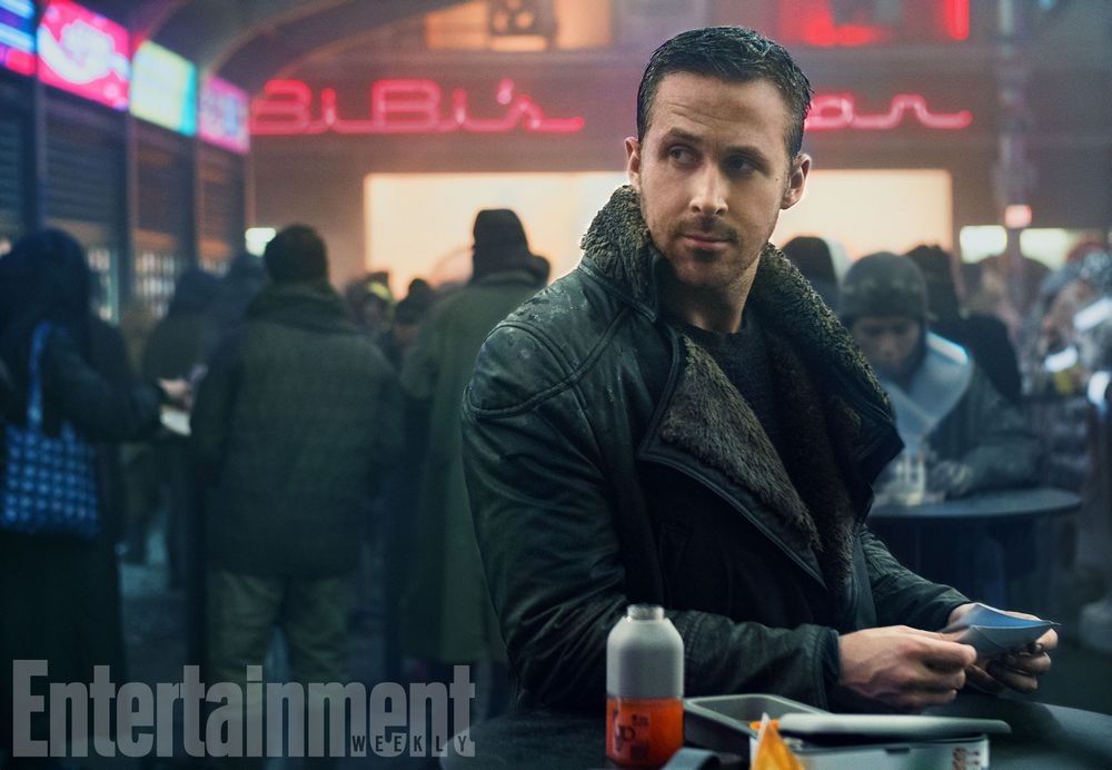 Blade Runner 2049 (2017) Ryan Gosling as K