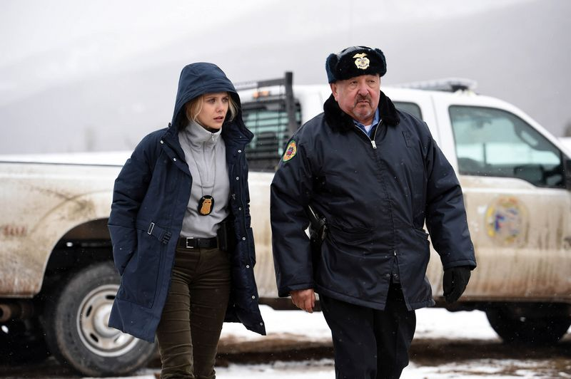 Elizabeth Olsen appears in Wind River by Taylor Sheridan, an official selection of the Premieres program at the 2017 Sundance Film Festival. © 2016 Sundance Institute.