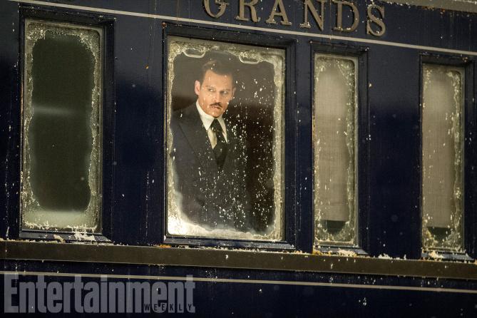 Murder on the Orient Express (2017) Johnny Depp