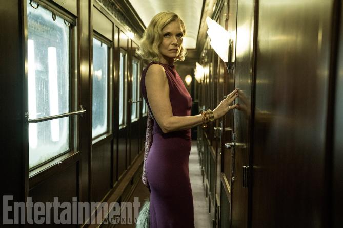 Murder on the Orient Express (2017) Michelle Pfeiffer