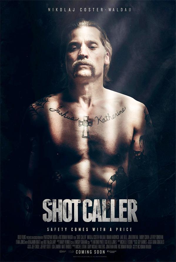 shotcallerposter