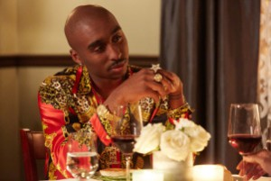 Demetrius Shipp Jr. stars in ALL EYEZ ON ME Photo: Quantrell Colbert